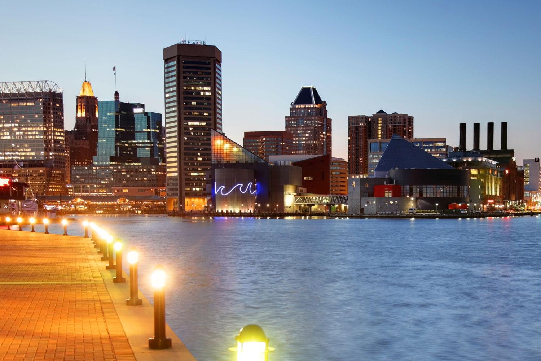 best nfl cities Baltimore